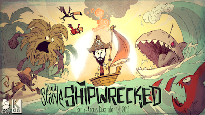 Don't Starve Shipwrecked : index des articles
