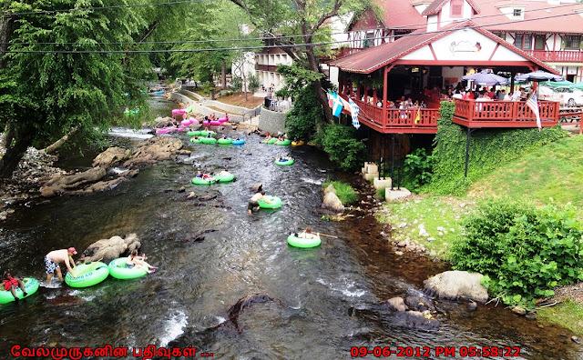 Helen Cool River Tubing