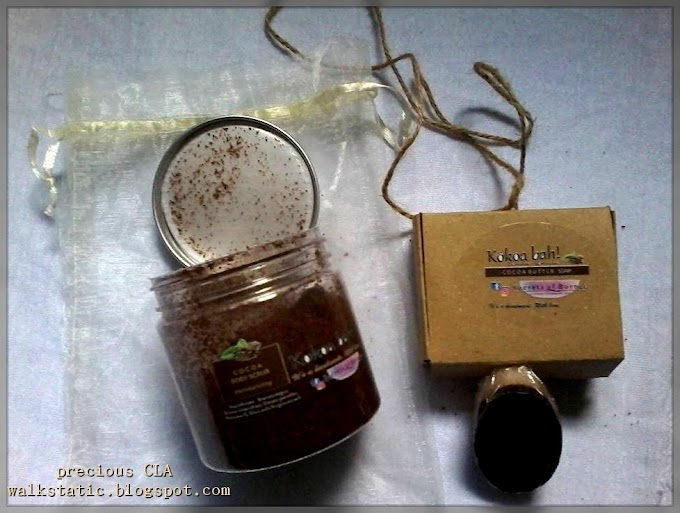 Handmade Products by Secrets Of Borneo ~ KOKOA BAH !