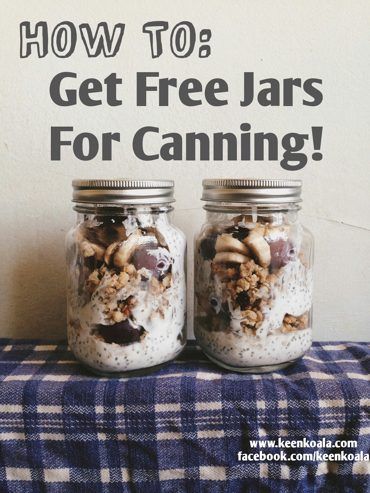 FREE CANNING SUPPLIES