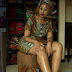Mpho Khati, this month trending African designs
