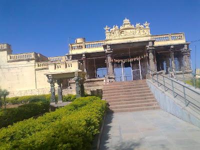 Sri Ranganayaka Swamy Temple - Mahabubnagar