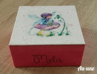 Pudełko dla Meli