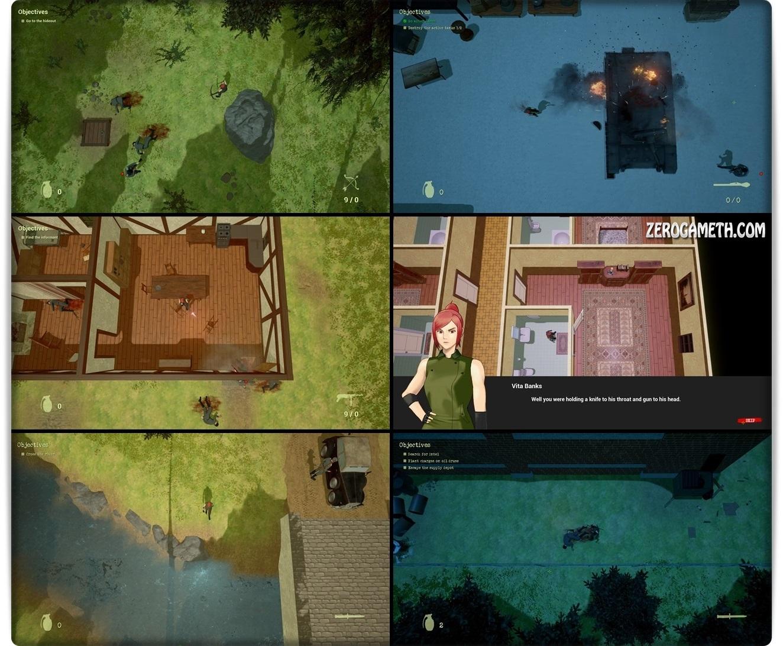 ดาวโหลดเกมแอ็คชั่น เกมไฟล์เล็ก เกมแนว rpg เกมยิงผี เกมเก็บเวล