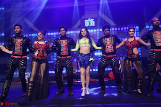 Sunny Leone Dancing on stage At Rogue Movie Audio Music Launch ~  136.JPG