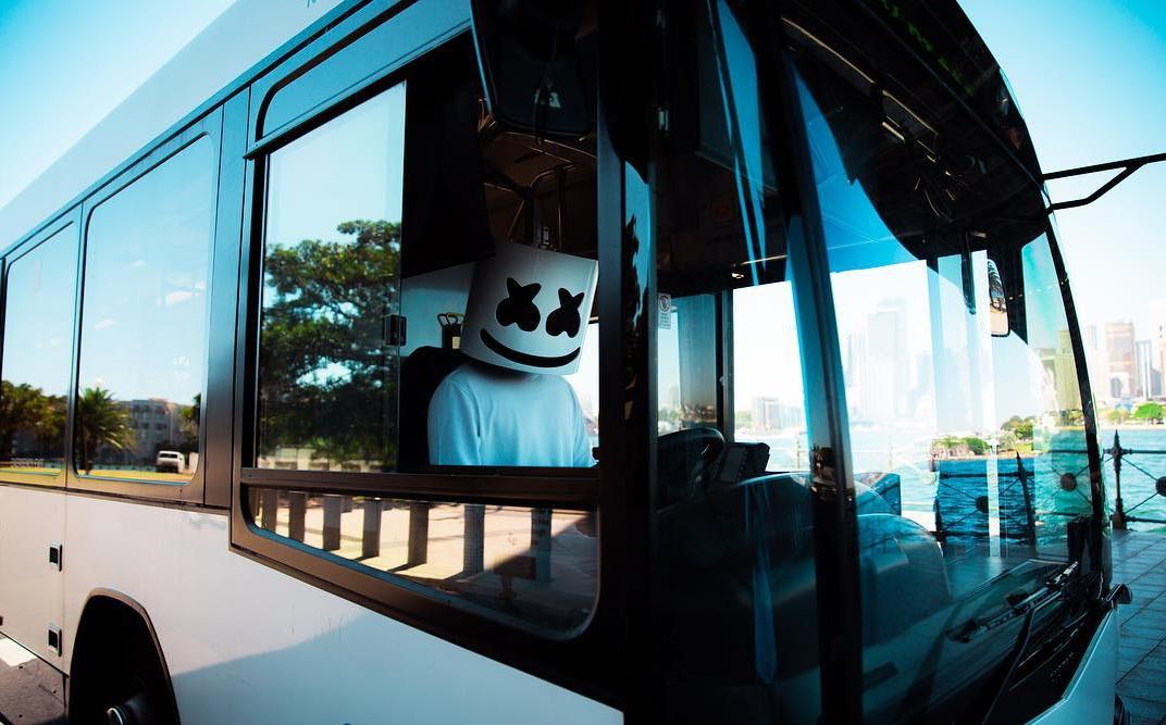 DJ Marshmello - Om Telolet Om