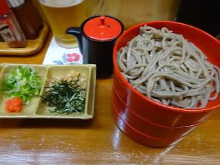 松江の旬菜郷土料理 一隆の割子そば