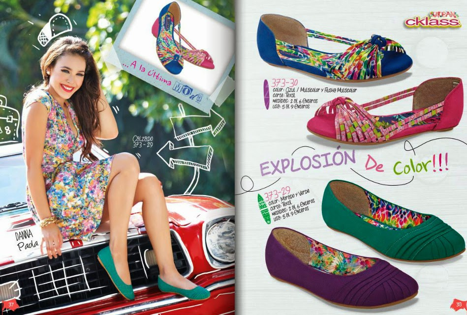 calzado Urban Cklass catalogo Primavera verano 2017 d71a7a47f9902
