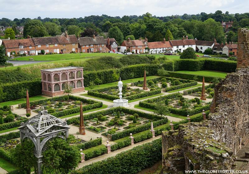 Kenilworth Castle Garden History Garden Ftempo