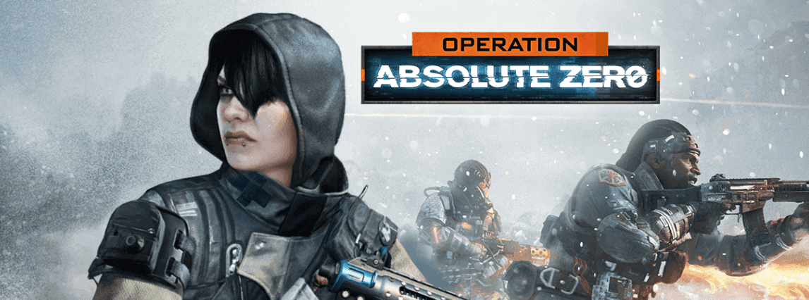 Call of Duty Black Ops 4 Operation Absolute Zero : Out Now On PS4