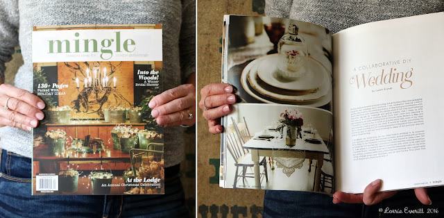 autumn Mingle magazine - entertaining inspiration