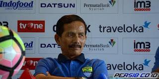 Djanur Incar Beberapa Pemain Persib Bandung untuk Perkuat PSMS Medan
