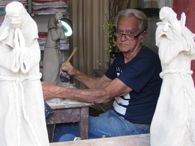 Artesanatos em Tiradentes - MG