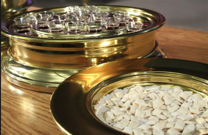 healing power in the holy communion