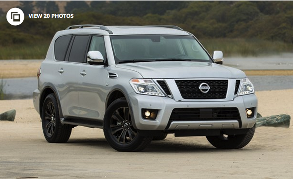 Titan Auto Sales >> 2019 Nissan Armada Review - Cars Auto Express | New and Used Car Reviews, News & Advice
