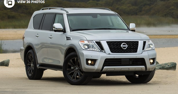 2020 Nissan Armada Review - Cars Auto Express | New and ...