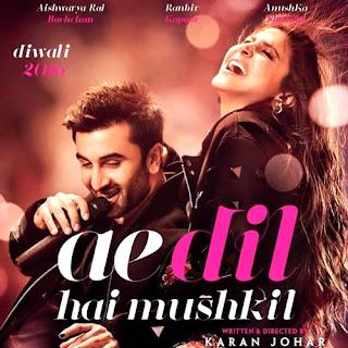 Ae Dil Hai Mushkil - Arijit Singh