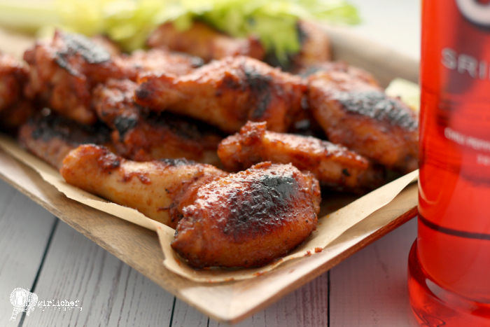 Bloody Mary Chicken Wings image