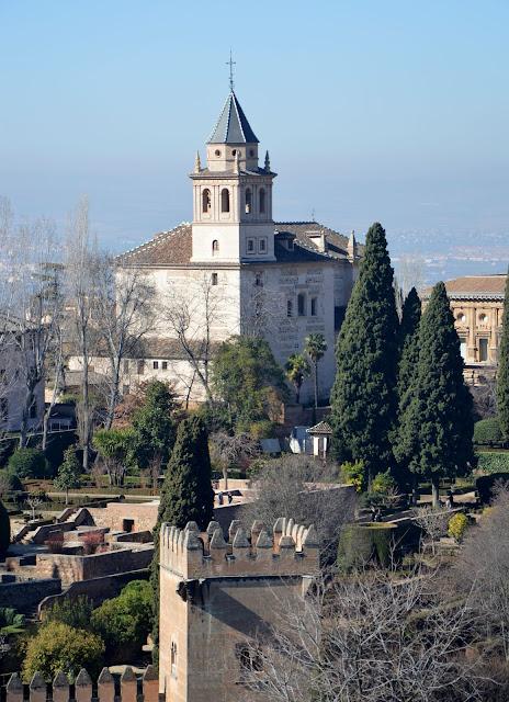 Iglesia de Santa María de Alhambra