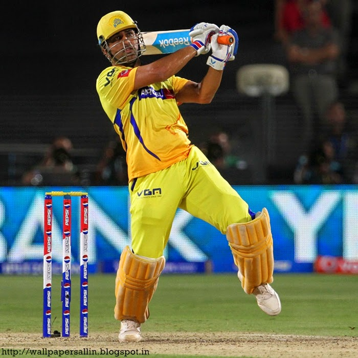 csk dhoni wallpapers