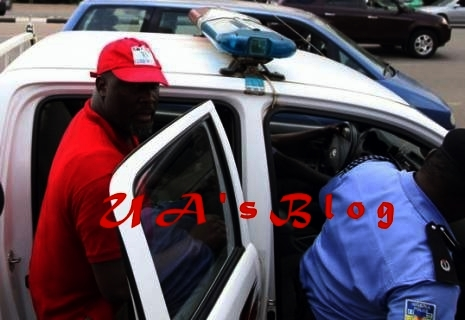 BREAKING News: Still at it!  Thugs Whisk Away Melaye From Police