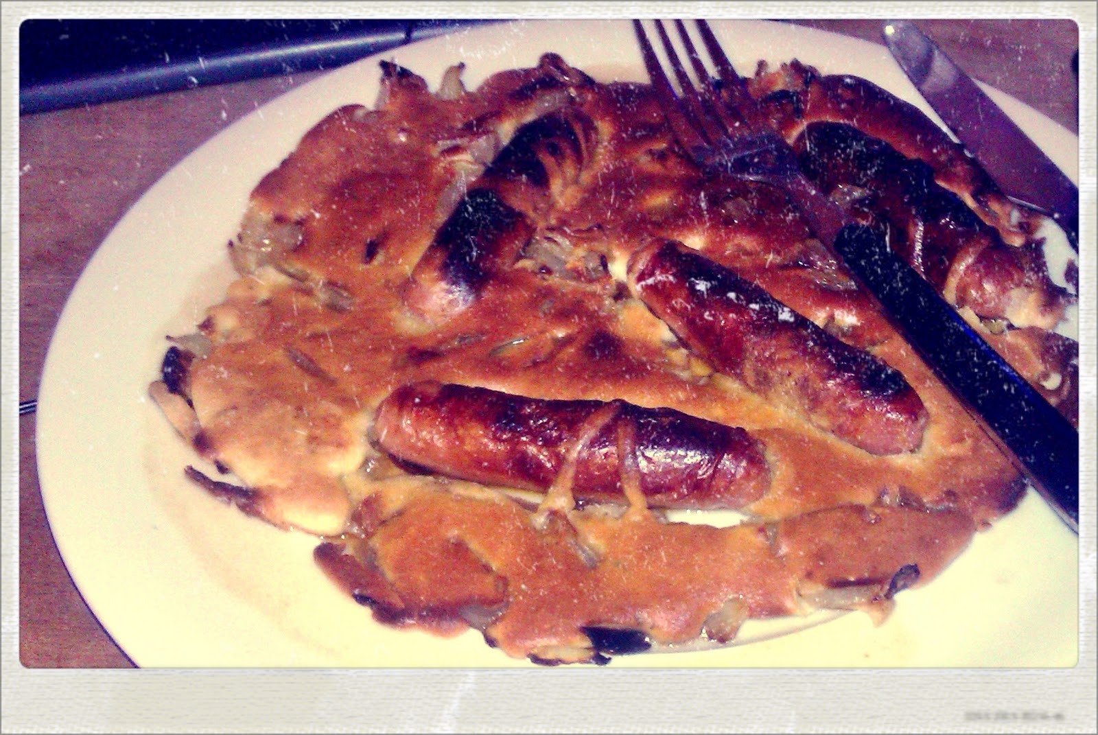 Hairy bikers toad in the hole