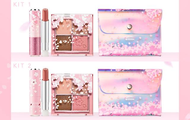 Etude House Cherry Blossom Spring 2018
