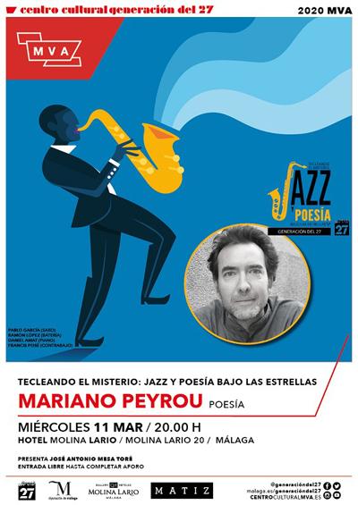 Mariano Peyrou en Málaga