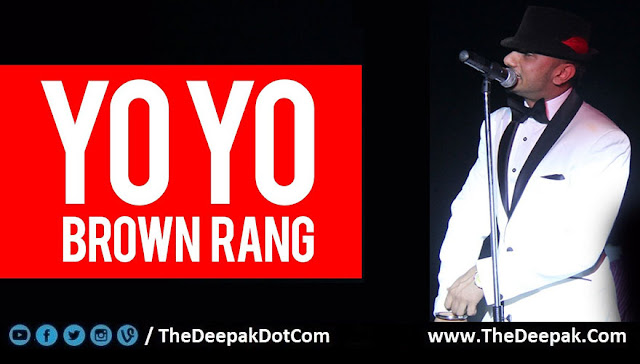 Brown Rang Guitar Tabs Leads, Punjabi English song by Honey Singh