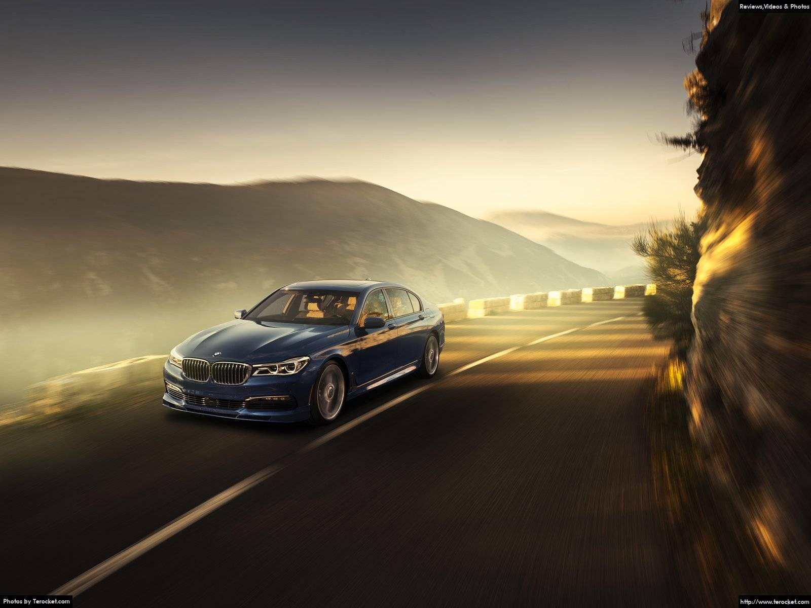 Hình ảnh xe ô tô Alpina BMW B7 xDrive 2017 & nội ngoại thất