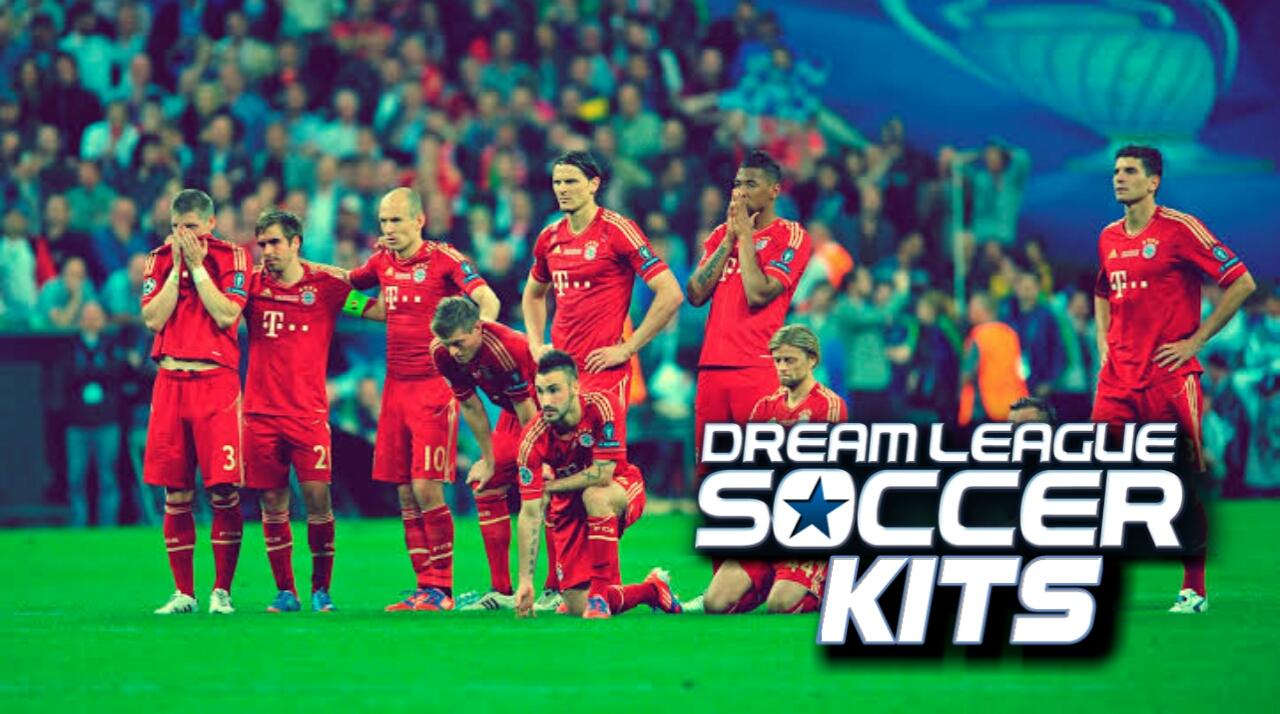 FC Bayern Munich 2019-20 Kit - Dream League Soccer Kits