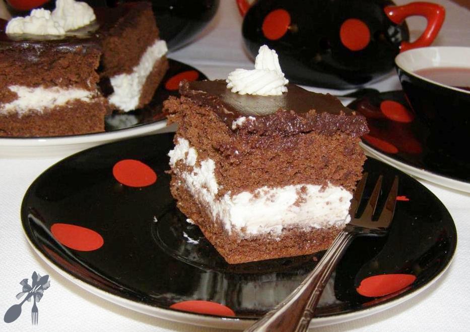 stary i sprawdzony przepis na wuzetkę, jak się robi ciasto wuzetka, daylicooking, wypieki tradycyjne