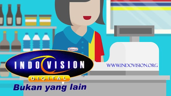 Bayar Indovision Di Indomaret Lebih Mudah dan Praktis