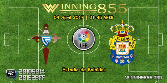 Prediksi Skor Celta de Vigo vs Las Palmas 04 April 2017