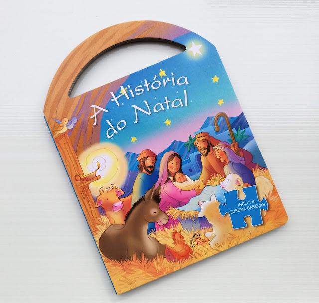 a historia do natal
