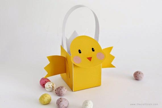 abbastanza Buona Pasqua - idee per lavoretti da fare con bambini ~ Facciamo  BG41