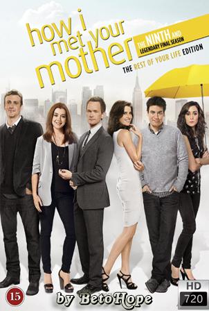 How I Met Your Mother Temporada 9 [720p] [2013] [Ingles Subtitulado] HD 1080P  [Google Drive] GloboTV