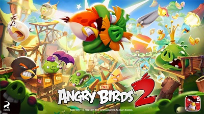 Angry Birds 2 video game review