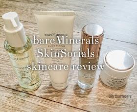 bareMinerals, SkinSorials, review, skinsorials review