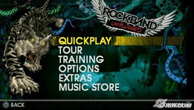 Foranimeku - Rock Band Unplugged