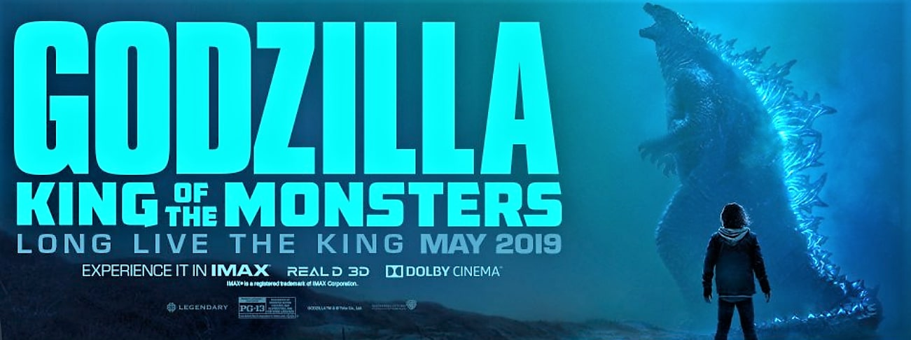 Godzilla: King Of The Monsters Official Trailer # 2  Is Out Now