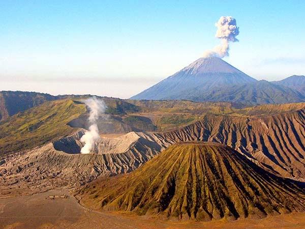 Sejarah Gunung Bromo Dan Kisah Mistik Didalamnya