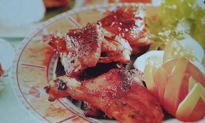 Gambar Resep Ayam Bakar Kecap