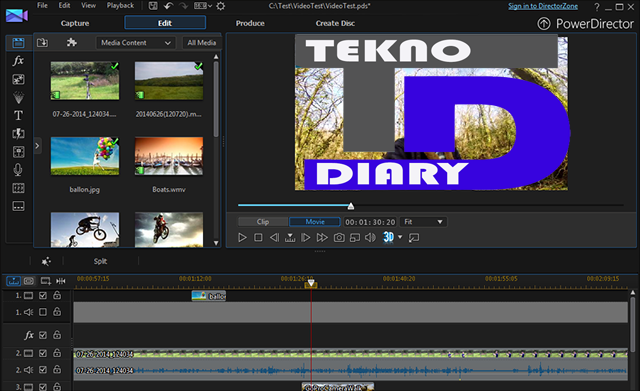 video editor pc terbaik