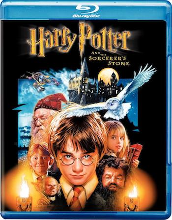 Harry Potter And The Sorcerers Stone 2001 Extended Dual Audio Hindi 480p BluRay 450mb