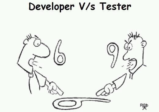 Software Engineering: Developer vs Tester