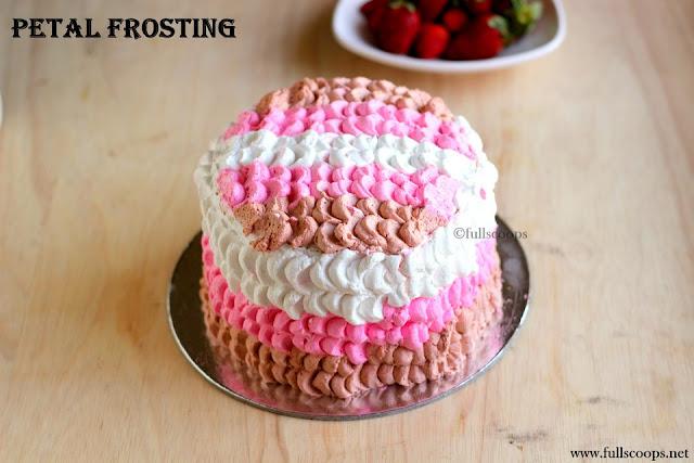 Petal Frosting