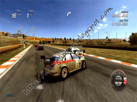 Free Download Games - Superstars V8 Racing