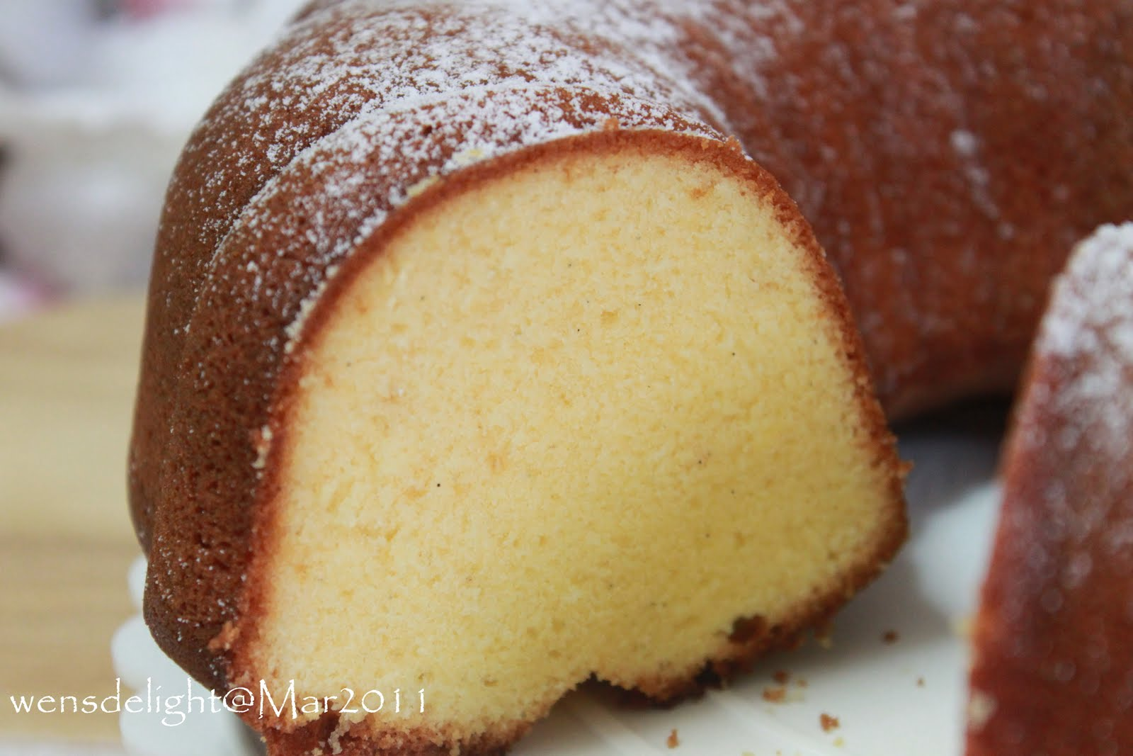 Pound Cake Recipe Using Swans Cake Flour