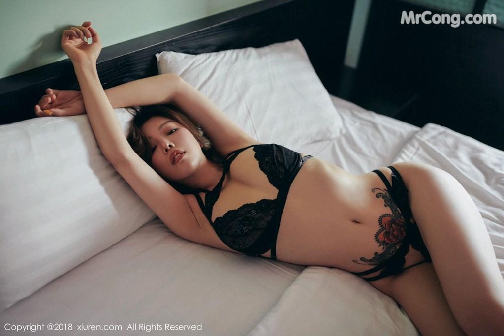Image XIUREN-No.1200-Huang-Le-Ran-MrCong.com-006 in post XIUREN No.1200: Người mẫu Huang Le Ran (黄楽然) (54 ảnh)